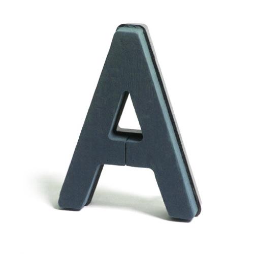 Quick Clip Letter A Oasis Foam
