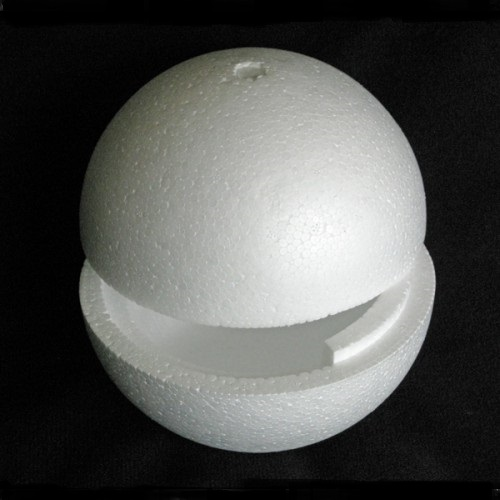 30cm Hollow Polystyrene Sphere Styropor Ball Item Code