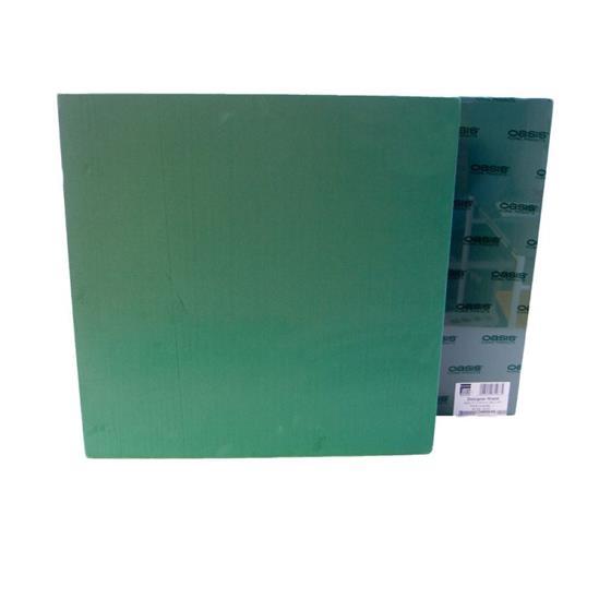 Oasis Designer Sheet Floral Foam Frame 2ft x 2ft Box of 2